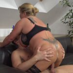 Watch Porn Stream Online – Mature.nl presents Kim Van Dyke (43) in German big breasted housewife doing her toyboy – 31.05.2017 (MP4, FullHD, 1920×1080)