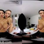 Watch Porn Stream Online – Czechvr presents Ania Kinski, Selvaggia Babe in Czech VR 176 – Sealing the Deal – 18.11.2017 (MP4, FullHD, 2160×1080)