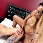 Watch Porn Stream Online – Brazilian-transsexuals presents Jhoanny Wilker & Gaby Ink – 08.01.2018 (MP4, HD, 1280×720)