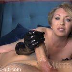 Watch Porn Stream Online – Mistress T in FemDom Rubber Glove Wank (MP4, HD, 1280×720)