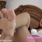 Watch Porn Stream Online – Goddess Mya in Flip Flop Licker Expose (MP4, SD, 720×406)