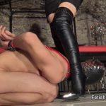 Watch Porn Stream Online – Fetish Liza in Under My Arollo boots (MP4, HD, 1280×720)