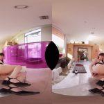 Watch Porn Stream Online – GroobyVR presents Natalie Mars in Dildo Testing (MP4, 2K UHD, 2880×1440)