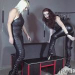 Watch Porn Stream Online – Femmefatalefilms – Mistress Heather, Mistress Lady Renee – Brutal Boots Part 1 (MP4, HD, 1280×720)