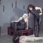 Watch Porn Stream Online – Femmefatalefilms – Mistress Heather, Mistress Lady Renee – Brutal Boots Part 2 (MP4, HD, 1280×720)