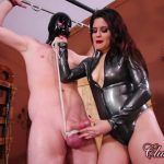 Watch Porn Stream Online – ClubDom presents Raquel Roper in Miss Ropers Dungeon Slave: Milked (MP4, FullHD, 1920×1080)