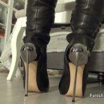 Watch Porn Stream Online – Fetish Liza – Worship My Casadei boots (MP4, HD, 1280×720)