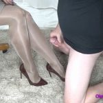 Watch Porn Stream Online – Forced By Mommy – Cum All Over My Double Layered Pantyhose (MP4, HD, 1280×720)