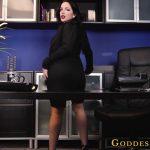 Watch Porn Stream Online – Goddess Alexandra Snow – Blackmailed by the Boss (MP4, HD, 1280×720)