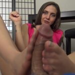 Watch Porn Stream Online – The Foot Fantasy – Teacher Sadie Holmes Pantyhose Footjob (MP4, FullHD, 1920×1080)