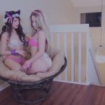 Watch Porn Stream Online – ManyVids presents LenaSpanks in Kitten Play With Cherry (MP4, FullHD, 1920×1080)