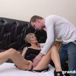 Watch Porn Stream Online – GrandMams presents Grandma Fucking Escort Bareback (MP4, FullHD, 1920×1080)