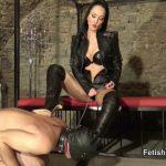 Watch Porn Stream Online – Fetish Liza – Casadei boot fucking slave part 2 (MP4, HD, 1280×720)