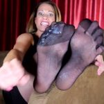 Watch Porn Stream Online – Mommy's Cum Glazed Soles JOI – Perversion Productions – Allura Skye (MP4, HD, 1280×720)