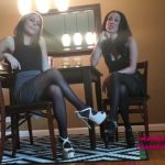 Watch Porn Stream Online – Lindsey Leigh, Goddess Jessica – Your secretaries are bitches (MP4, SD, 854×480)