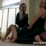Watch Porn Stream Online – The Mean Girls – Facesitting – The Best Way To Go. Starring Princess Skylar and Goddess Platinum (MP4, FullHD, 1920×1080)