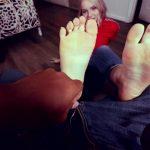 Watch Porn Stream Online – Kat Soles Shows Her New Pedicure – Joey's FeetGirls (MP4, FullHD, 1920×1080)