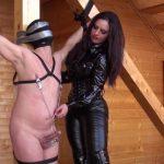 Watch Porn Stream Online – Kinky Mistresses – Punished in Transylvania Part 1. Starring Mistress Ezada (MP4, HD, 1280×720)