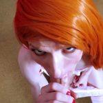 Watch Porn Stream Online – Becomingfemme presents Fay Valentine Lovely Redhead Crossdresser Slurps It All Down – 10.08.2019 (MP4, HD, 1280×720)