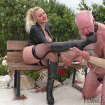 Watch Porn Stream Online – Femme Fatale Films – Stiletto Boot Prints – Super HD – Part 1. Starring Mistress Fox (MP4, FullHD, 1920×1080)