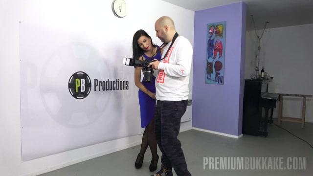 Watch Porn Stream Online - PremiumBukkake presents Henna