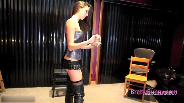 Bratty Bunny - Re-Released BallBusting and Domination 00004