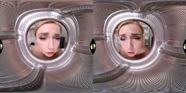 Jenny Wild Stuck in Washer 00002