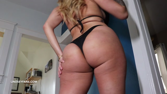 Lindsey Leigh - Eat Cum For My Black Bikini 00004