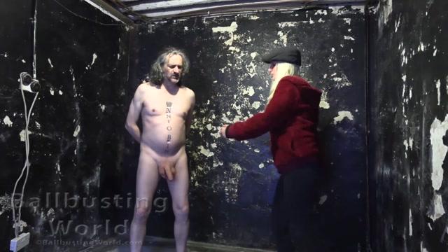 BALLBUSTINGWORLD BB1485 : FUCK UP YOUR KNACKERS 00007
