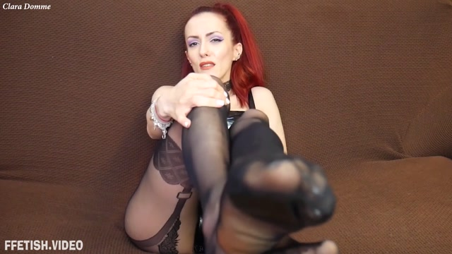 ClaraDomme - My feet, your new sex life 00007