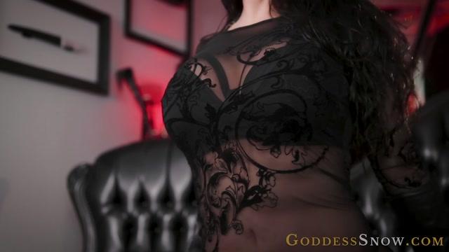 Goddess Alexandra Snow - Cycle of Stroking - Ending A 00010