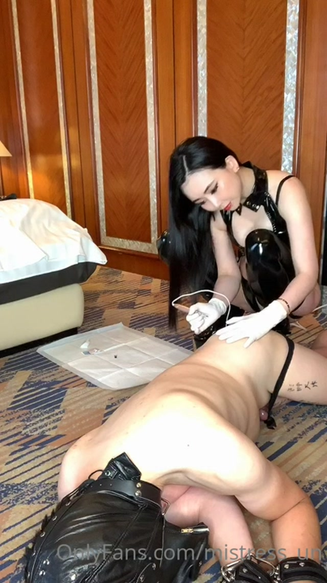 Today's Training Movie – Tattoo – MISTRESS UN 00012