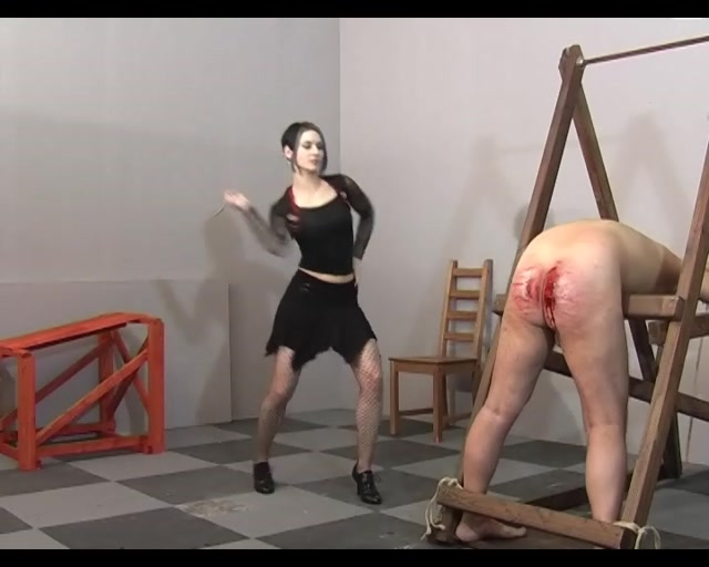 Cruel Amazons - Black Lady, Suzy - Feel the Cane - Whipping and Caning 00014