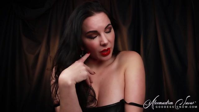Goddess Alexandra Snow - Cant Stop 00011