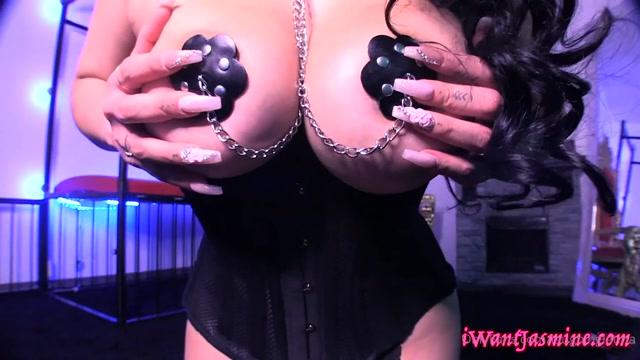 Goddess Jasmine Mendez - Fucked By My Nails - Findom 00010
