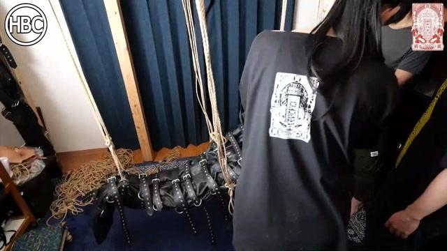 HBC - HBC X TBL Leather Rest Sack Suspension in Leather Clothes 00005