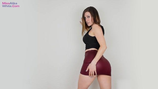 Miss Alika White - Ultimate Ass Worship Goon 00004