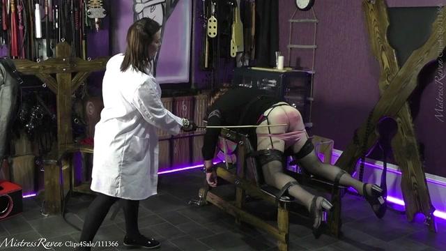 Mistress Raven UK Dominatrix - The Doctors Orders 00007
