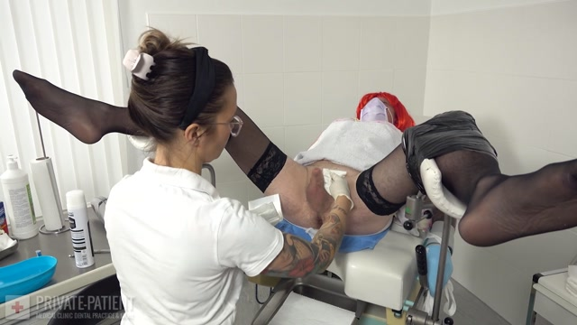Private-Patient - Dr.Eve - Semen Samples - Part 1 - Medical Femdom 00011