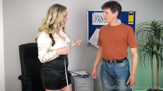 The English Mansion - Miss Eve Harper - Application Compulsory Sissy Pt1 - Part 1 - Bondage 00002