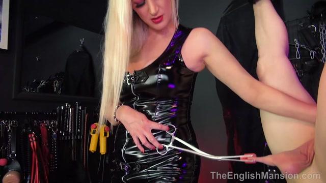 The English Mansion - Mistress Nikki Whiplash - Inverted Suffering - Part 3 00008
