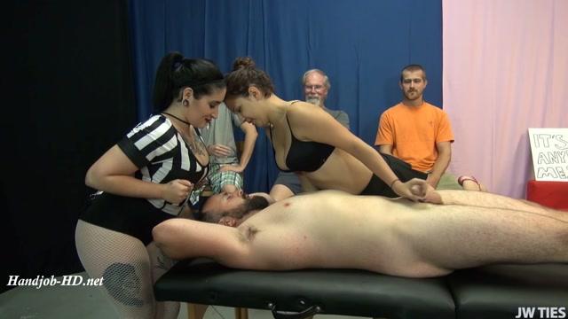 The Unlucky Camera Guy - First Time Handjobs - Callie Klien, Camille Black, Jennifer Bliss 00005