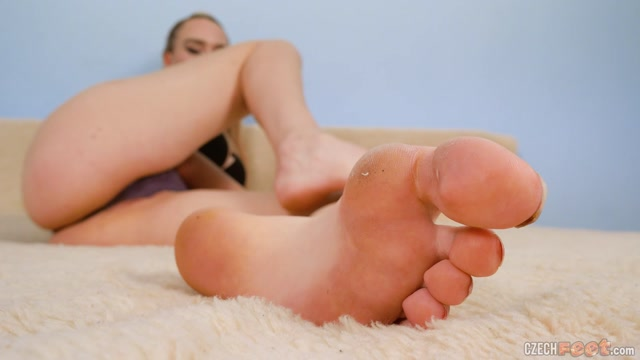 Czech Feet - 03-21-2021 Lilien - Bare feet & Foot Licking 00007