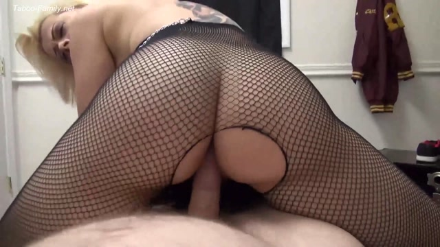 Nadia White - Daddy Is Never Home Step-Son 00012
