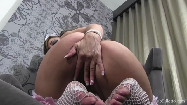 Club Stiletto FemDom - Miss Juicy - Cleaning My Holes, your only Purpose 00003
