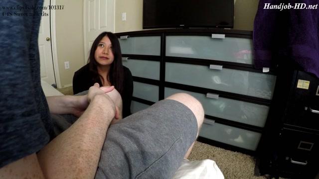 Daddys little girl sucks _ swallows cum for forgiveness - RosemarieLoves - HandJob 00000