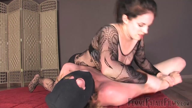 Femme Fatale Films - Miss Amy Hunter - Proving A Point - Full Movie 00014