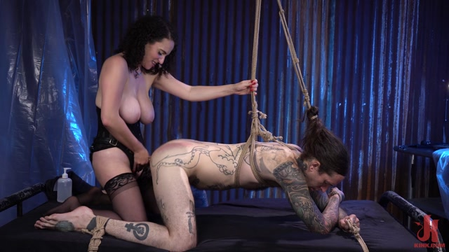 Filthy Femdom - Snared Part 2 00004