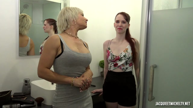 JacquieEtMichelTV presents Isabella Both aka Bella Free Hoe & Kim - Kim And Kate, Two Different Temperaments – 16.09.2021 00001