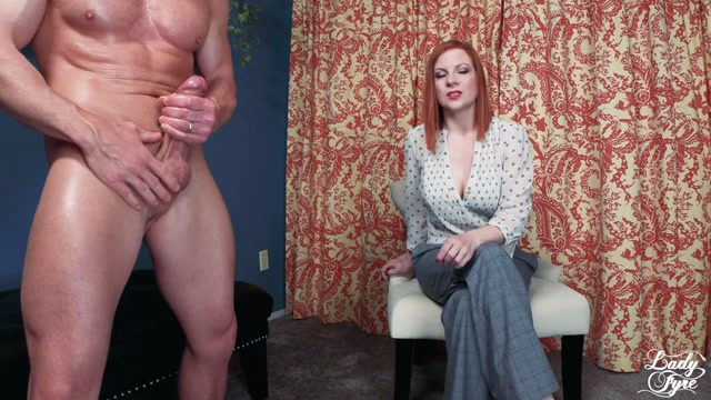 Lady Fyre Therapy for Your Fantasies Make Me Bi Femdom 00004